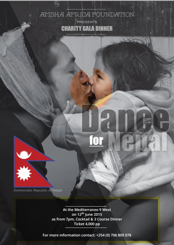 Dance for Nepal